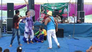 MELA BABA FLAHI WALA .. PIND SAHIBA 2017 Naklan Part 2..