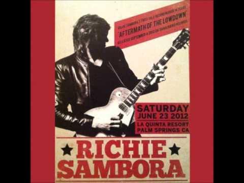 Richie Sambora - Forgiveness Street
