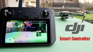 DJI Smart Controller - Unboxing, Setup, Detailed Review (2019)