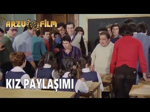 Eski Filmler - Hababam Sınıfı Tatilde - Kız Paylaşımı