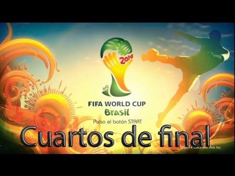FIFA Brasil 2014 Cuartos MEXICO VS INGLATERRA Xbox 360