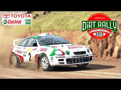 download dirt rally sega edition castrol toyota celica. Black Bedroom Furniture Sets. Home Design Ideas
