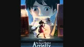 Attack of the Anime: The Secret World of Arrietty
