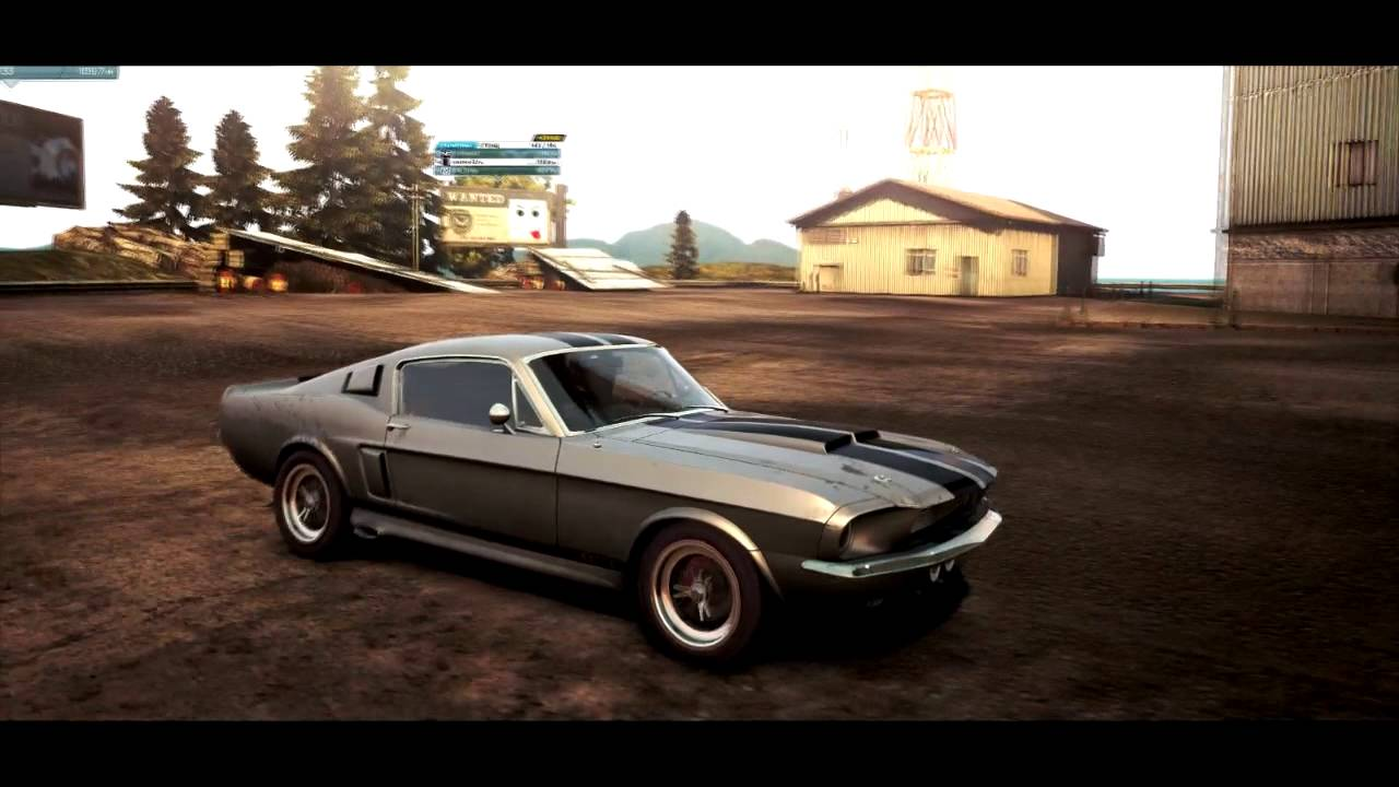 First Greek Shelby Mustang Gt500 Eleanor Need For Speed