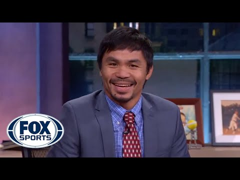 Manny Pacquiao talks Timothy Bradley and Floyd Mayweather on Crowd Goes Wild