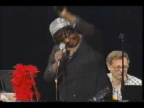 Ardella Williams - daughter of Jazz Gillum - singing Memphis Minnie's