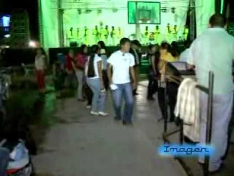 Santa Maria Sola de Vega-la Malagueñay la Teresita Banda Nuevos Santa Maria 17/08/10