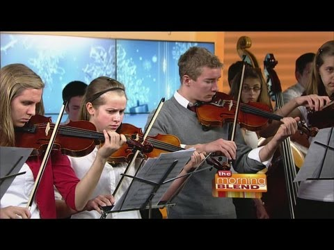 Luther Preparatory School String Ensemble (Part I)