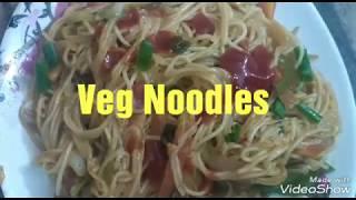 Children day special (veg  Noodles)