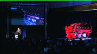 Cummins QSK95 Engine Launch Event Highlights