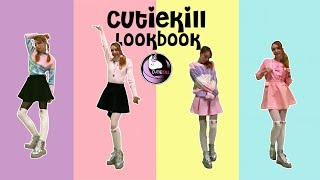 Cutiekill Lookbook
