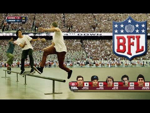 Berrics Football League