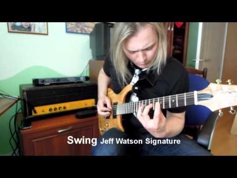 Swing Jeff Watson Signature