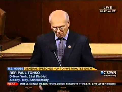 Congressman Tonko fights Irresponsible Republican cuts.