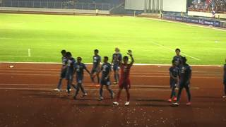 Chonburi F.C. 1 - 0 Yangon UTD, AFC Cup 24 April 2012 (2)