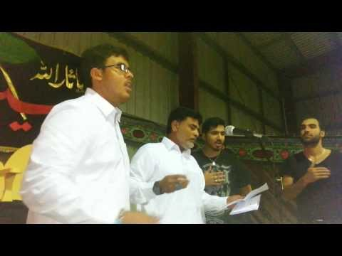 Brisbane Azakhana-- Gujrati Noha By Syed Muhammad Shoaib Abbas video