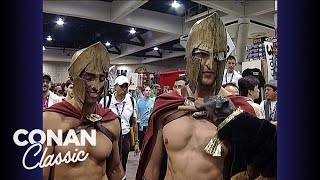 Triumph At San Diego Comic-Con® 2008 - Conan25: The Remotes