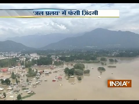 61 IAF helicopters pressed into action in flood hit Jammu and Kashmir