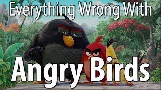 Everything Wrong With Angry Birds In 16 Minutes Or Less