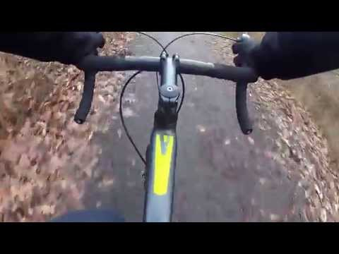 Specialized Diverge Sport Cycling Testing GoPro Chest Mount (POV)