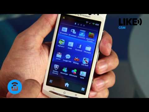 Обзор смартфона Sony Ericsson Xperia MT15i Neo от LikeGSM