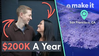 Couple Living On $200K A Year In San Francisco | Millennial Money