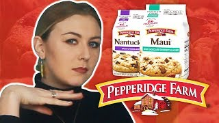 Irish People Try Pepperidge Farm Cookies