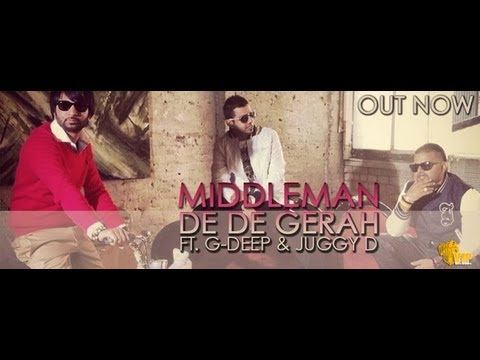 Middleman Ft Juggy D & G Deep - De De Gerah **official Video** video
