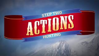 6. The Oregon Trail: Willamette Valley - Take 3 Actions - Hunting