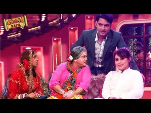Rani Mukherjee's Mardaani On Comedy Nights With Kapil 9th Aug 2014 Full Episode video