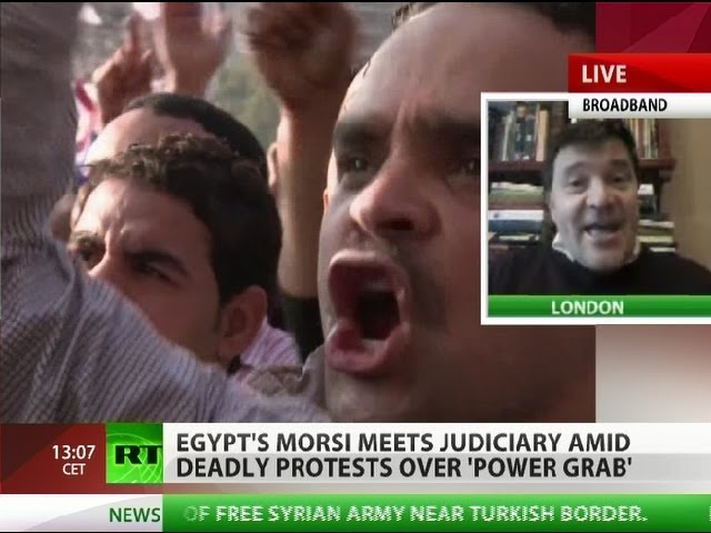 'Egypt's 99% want real changes, not new dictator'