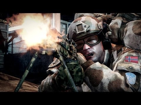 Medal of Honor Warfighter - Trailer - Beta
