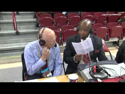MBB Post Game-Mike Anderson vs Savannah St 12-12-13