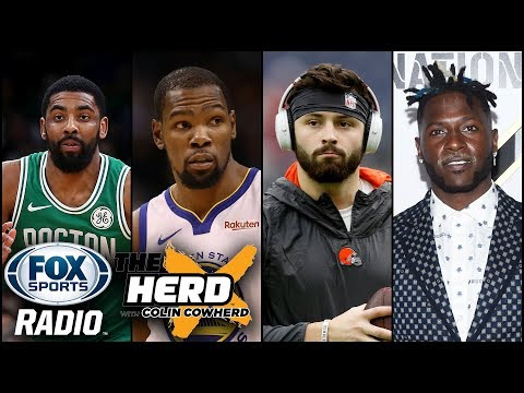 Where Colin Cowherd Was Right and Wrong 6-17-19