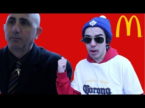 McDonalds Job Interview PRANK