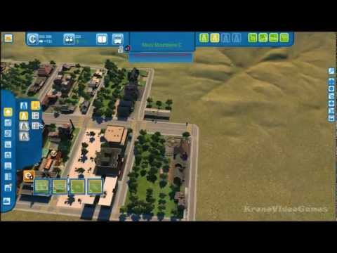 Cities XL Platinum Gameplay PC HD