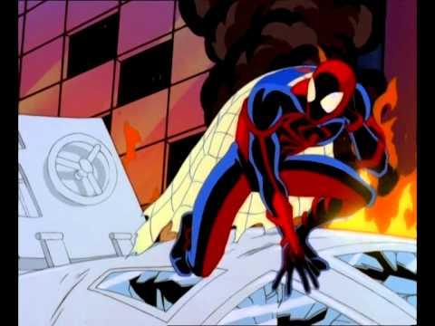 El hombre araña sin limites (Audio latino) Capitulo 01 (2/2)