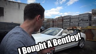 Here is why a cheap Bentley isn't the right play