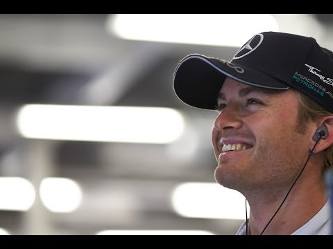 Nico Rosberg's Review of the 2014 British Grand Prix