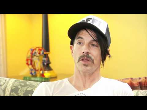 Red Hot Chili Peppers - I'm With You Interview 1 [Interview]