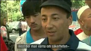 Chinese Uyghur hunt.China rushes to Uyghur.EAST TURKISTAN hewer2 Sweden