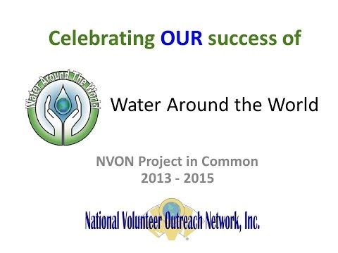 Water Around The World Celebration 2016