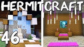 HERMITCRAFT 6 : 46 : GUEST OF SAHARA ST.  : Minecraft 1.14