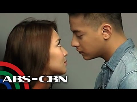Tv Patrol: Pasilip Sa Kilig Photo Shoot Ng 'pangako Sa 'yo'; Daniel, May Basbas Mula Kay Jericho video