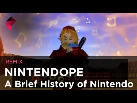 Nintendope: A Brief History of Nintendo