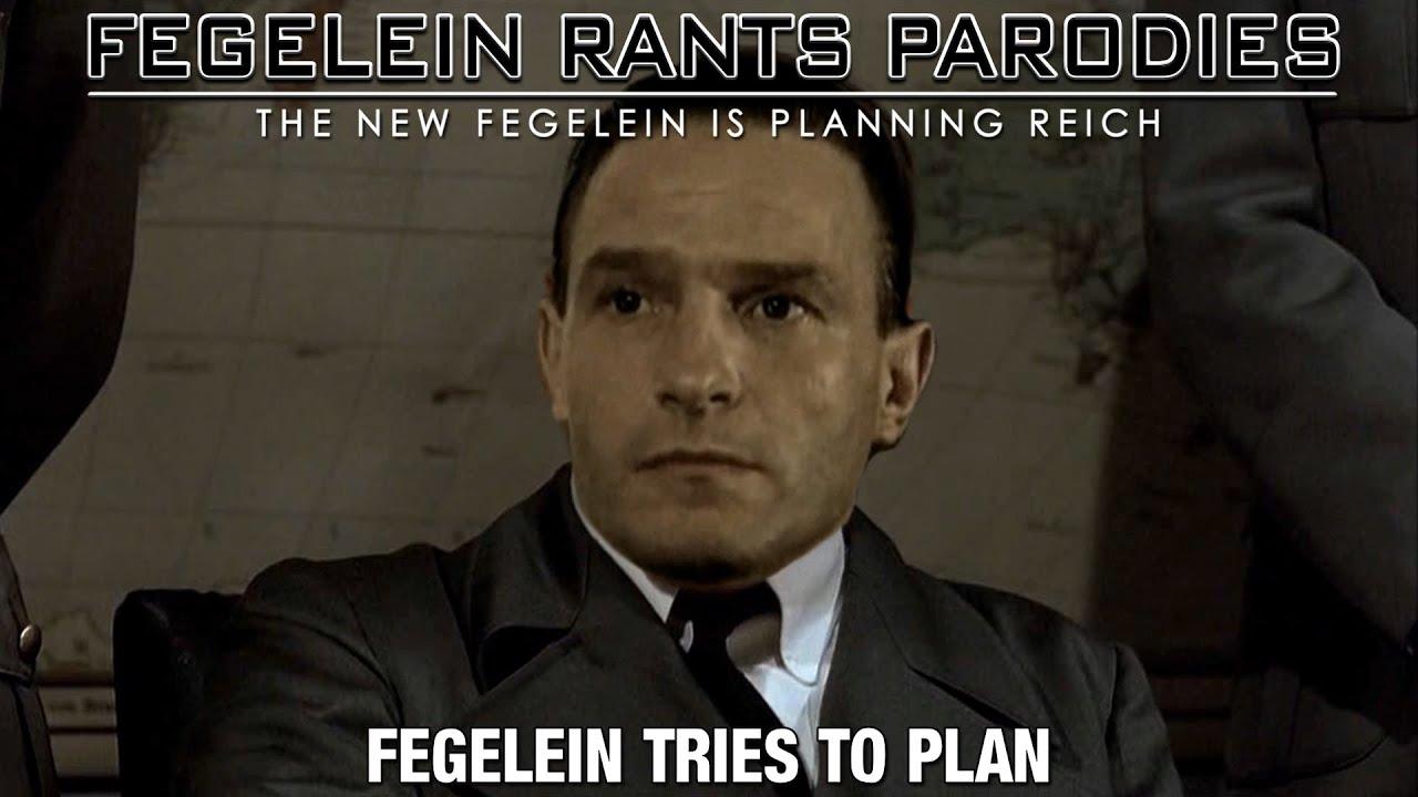 Fegelein tries to plan