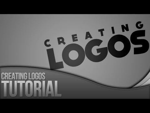 0 Photoshop Tutorial: Creating Logos   Part 1