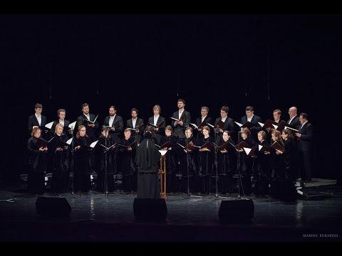 2017. Юбилейный концерт Праздничного хора Свято-Елисаветинского монастыря