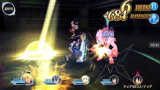 3x Rutee for 3x more fun - Tales of the rays gameplay #86 - テイルズ オブ ザ レイズ