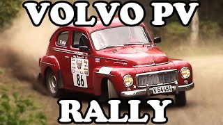 Volvo PV Rallying!